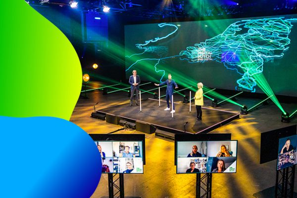 Uitnodiging KPN The Digital Dutch 2021 op 22 april